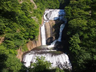 奥久慈へドライブ 袋田の滝などを見に行きました