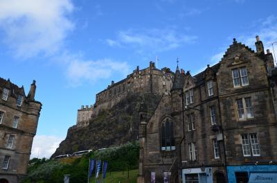 2014年スコットランド旅行② 2日目 エジンバラ