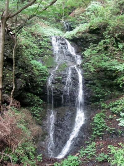 渓谷と滝に癒されて~森林浴でマイナスイオンをたっぷり浴びました(栃木県塩原温泉)