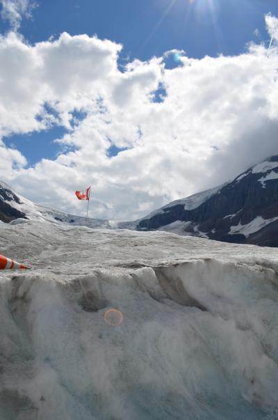 2015年・カナダの旅(2)~コロンビア大氷原