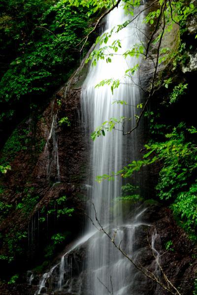 盛夏の季節、塩原温泉郷に避暑の旅へ【1】~涼感溢れる塩原渓谷の滝3番勝負と、ご当地グルメ・スープ入り焼きそば♪~