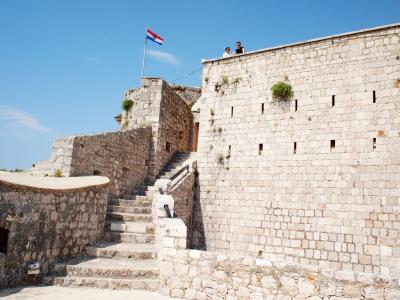 フヴァールの城塞