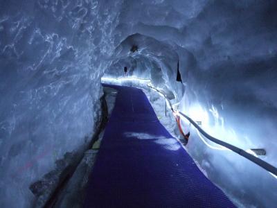 5月なのに冬景色 マッターホルン・グレーシャー・パラダイス標高3883m No8