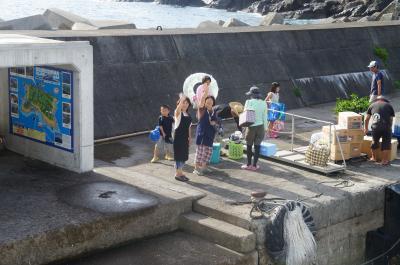 高知県最果ての秘島、22人が暮らす鵜来島ツアー