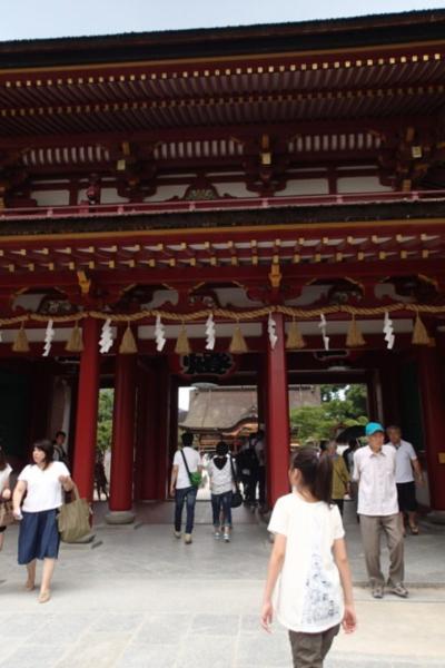 九州旅行【9】太宰府天満宮
