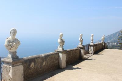 2015_7月 イタリア旅行 (5日目:アマルフィ(ラヴェッロ)~ナポリ)
