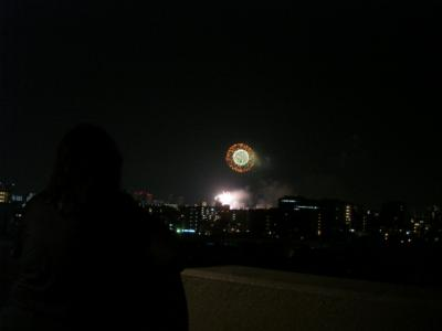 花火の祭典