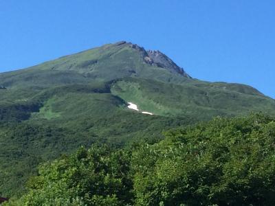 鳥海山登山(祓川ルート)