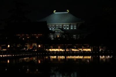 お盆の奈良へ行ってミタ。 なら燈花会編