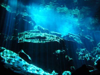【メキシコ①】ダイバー憧れのグランセノーテへ。海を知ると遊びが増えると言ってたイントラの言葉に間違いはなかった!