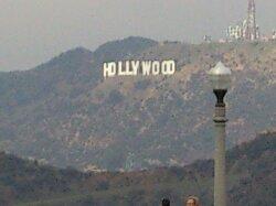 ⑧家族レンタカーの旅 ハリウッドで映画の世界を。