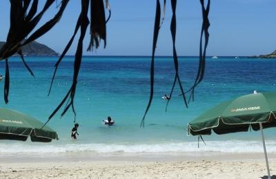 初めての沖縄~家族旅行2015夏~ 2日目 渡嘉敷島へgo!