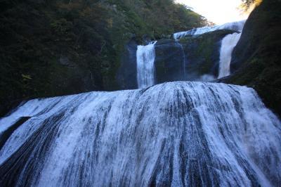 袋田の滝 竜神大吊橋