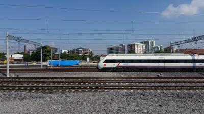 トルコ高速鉄道に乗ってみた