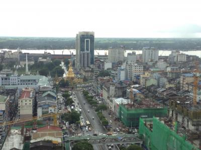 ANAマイレージでヤンゴン・バガン その3