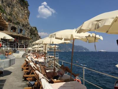 Summer Vacation in Italy 2015、イタリア名所&毎日パスタの旅 ④ アマルフィ編