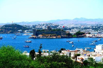 子連れdeトルコ②エーゲ海を見ながらのリゾート満喫編