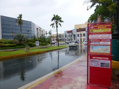 グアム4日間 3日目「雨のグアムの過ごし方」