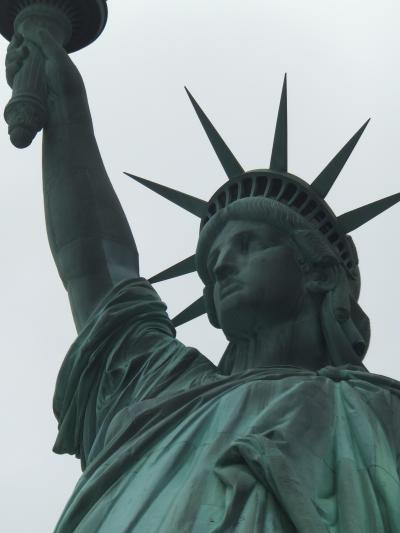 BREAK FREE!ニューヨーク&ボストン【4】_リバティ島:自由の女神&エリス島 観光編