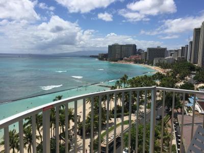 今年もハワイに里帰り 2015 1日目