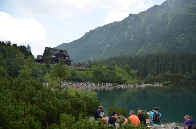 家族と真夏のクラクフ・ザコパネ小旅行②(ザコパネ編)