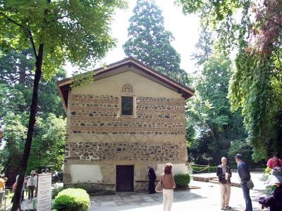 首都ソフィア いたるところで発掘作業中 セルディカの遺跡 ~小さな世界遺産ボヤナ教会
