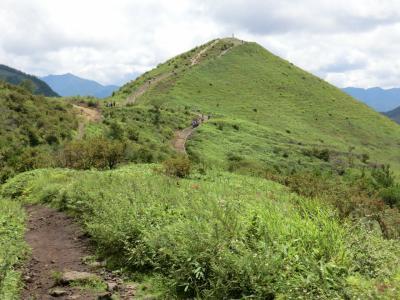 青春18きっぷで行く八ヶ岳高原.飯盛山プチ登山。