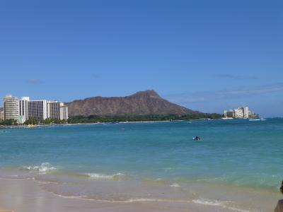 これで当分家族旅行はお預け…ハワイ旅行1