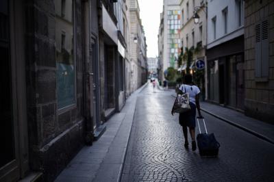 イギリスからパリへの旅(6)パリ