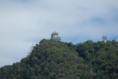 犬山城と岐阜城!岐阜城キツかったです!