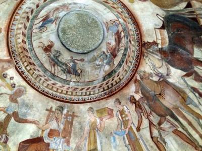 バラの都カザンラク ~世界遺産トラキア人の墓 ~エタル野外民族博物館