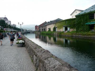 北海道満喫の旅~涼しいと思った札幌・小樽は思いのほか暑かった・・・!!②~