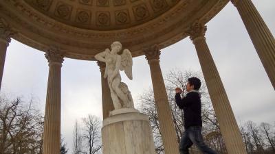 2012年 初春 欧州周遊旅行記 24日目:ベルサイユ宮殿をつまみ食い