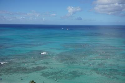 8月、ハワイ。~2日目