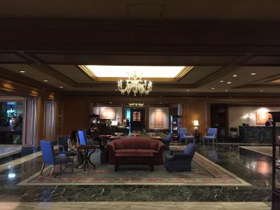 2015年5月 JALファーストクラス・ビジネスクラス搭乗記 その④ ホテル椿山荘宿泊記 お部屋編