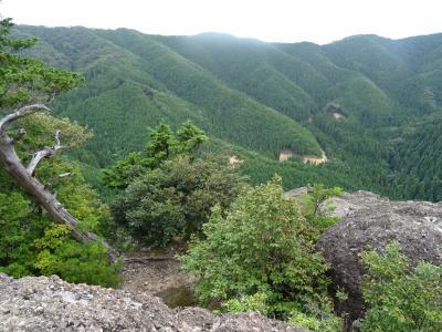 2015年8月24日(月) 鳥取県南部町 金華山登山編(標高354m)