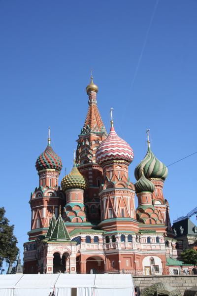 201508_07-ロシア旅行 モスクワ Moscow / Russia (Aug 20)