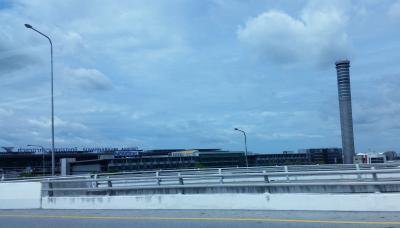 プーケット&バンコク スワンナプーム国際空港
