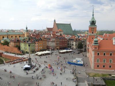 ベルリンから初めての東欧の国ポーランドへ、そしてトランジット中にアムステルダムヘ ①ベルリン