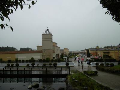 愛車でのんびりドライブ旅行1・・・雨でも楽しい那須アウトレット&おきまり道の駅・・・