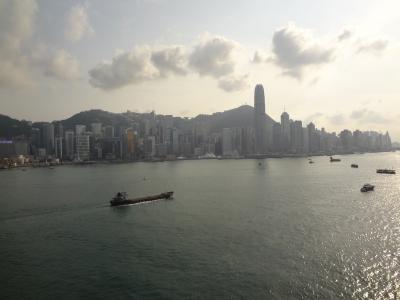 インターコンチネンタルに泊まる 食べまくり香港2泊3日