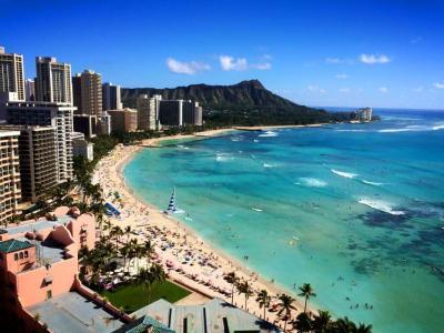 食いしん坊万歳\(^o^)/IN ハワイ♪ 2015(出発から1日目)