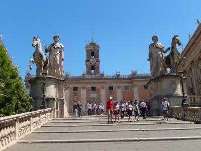 イタリア あっちも! こっちも! と欲張りなたび その21 ローマ カピトリーニ美術館(1)