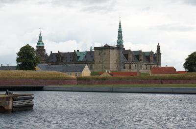 2015年夏 北欧一人旅二日目(後半)_クロンボー城、コペンハーゲン市内観光