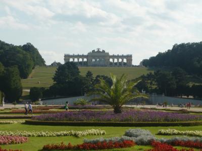 ドイツ・オーストリア家族旅行2013⑨憧れのシェーンブルン宮殿とウィーンの美味しいもの編☆