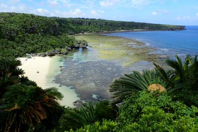 沖永良部島の大自然を楽しみながらバイクで島内巡り