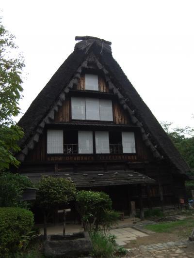 川崎北部の日本民家園を訪ねて