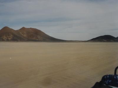 (10)1987年サハラ砂漠縦断 西アフリカと中央アフリカ横断の旅12か国64日間⑪アルジェリア(タマンラセット)