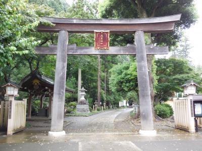 高麗神社を参拝する