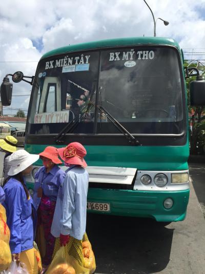 路線バスで行く日帰りミトー
